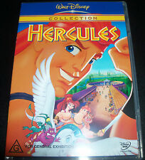 Hercules Walt Disney (Australia Region 4) DVD - Like New