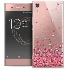 "Coque Crystal Gel Pour Sony Xperia XA1 Ultra (6"") Extra Fine Souple Sweetie Hear"