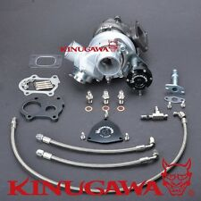 Kinugawa Turbocharger TD04L-16T-5 T25 250HP Spool Fast Genuine Mitsubishi Core
