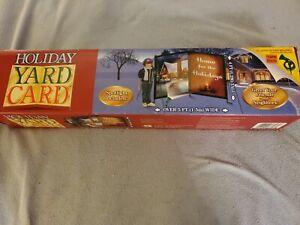 Holiday Yard Card