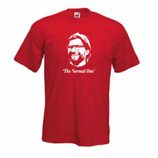 Vêtements t-shirt rouge pour fille de 2 à 16 ans en 100% coton