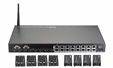 NEW 8x8 HDMI WIFI Matrix Switcher over CAT5e CAT6 RS232 Serial IR 1080P HDMI TV