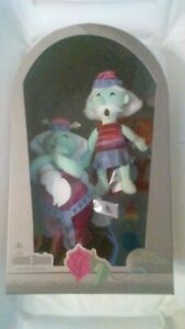 Disney Parks The Haunted Mansion Opera Singers Plush Limited Edtion