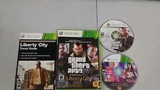 Grand Theft Auto IV & Episodes From Liberty City, Xbox 360 Complete.