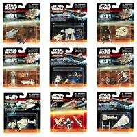 Star Wars Miniature Micro Machines  3 In A Pack   RANDOM PICK