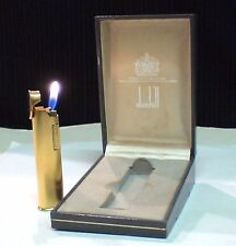BRIQUET Ancien @ DUNHILL Dress avec écrin @ Lighter * Feuerzeug * Accendino