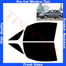 Pre Cut Window Tint Mitsubishi Colt 5Doors Hatch 2009-2012 Front Sides Any Shade