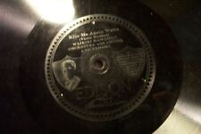 Old Edison Record Somewhere en Hawaii Louise Ferera