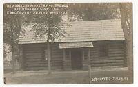 RPPC Junior Pioneers Memorial Brown Nicollet Ctys Minnesota Real Photo Postcard
