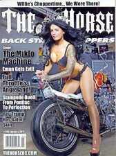 THE HORSE BACKSTREET CHOPPERS No.105 (New Copy) *Free Post To USA,Canada,EU