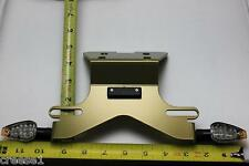 FZ6R FZ-6R GOLD FENDER ELIMINATOR 2T/S 2009 2010 2011 2012 2013 2014