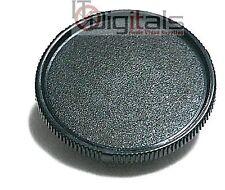 2x For Leica R Body Safety Dust Cap Cover R3 R4 R5 R6 R7 R8 R9 Series Camera HQ