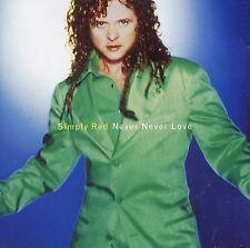 Simply Red / Never Never Love + 2 Live