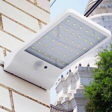36LED Solar Power Motion Sensor Garden Security Lamp Outdoor Waterproof Light ES