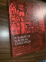 A survey of European civilization 1969