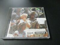 "CD ""BLACK & BLANCHE"" Nicole CROISILLE / 12 TITRES"