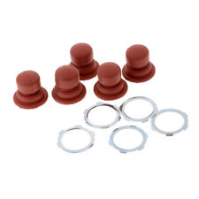 5Pcs/set Primer Bulb For Tecumseh 36045 36045A 36045 ROTARY 9289 Engine ^G