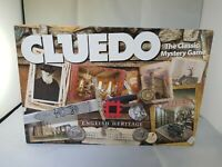 CLUEDO   BY  ENGLISH HERITAGE      COMPLETE