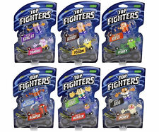 top fighters wrestlers monsters blistercard mini boys toy 12 to collect choose