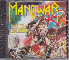 MANOWAR 1984 CD - Hail To England (Reissued 2009) Virgin Steele/Majesty - SEALED