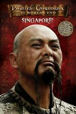Pirates of the Caribbean At World's End - Singapore! (Book, Fiction, Disney) New
