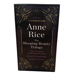 Anne Rice - Sleeping Beauty Trilogy Set