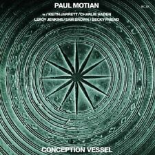 PAUL MOTIAN - CONCEPTION VESSEL (TOUCHSTONES)  CD NEW+
