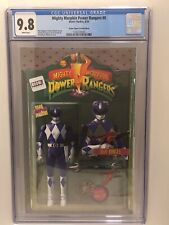 CGC 9.8 Mighty Morphin Power Rangers #6 Action Figure Variant BOOM! NM/MT Rare