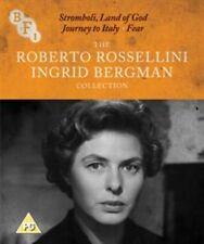 Roberto Rossellini Ingrid Bergman Collection - Blu-ray Region B