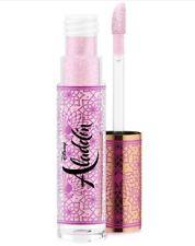 MAC THE DISNEY ALADDIN COLLECTION LIPGLOSS Magic Carpet Ride light pink makeup