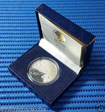 1997 Singapore Quality Award Winner HDB Sterling Silver Proof-Like Medallion