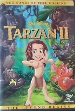 DISNEY - Tarzan II (DVD, 2005)  LIKE NEW