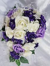 Foam Wedding Bouquets Personalised   eBay