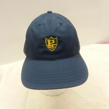 PATTERSON GOLF CLUB - NEW GOLF HAT - NAVY DRY DADDY WATER RESISTANT MADE IN USA!