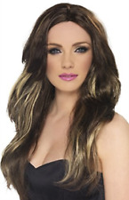 Temptress Wig, Brown and Blonde, Long, Wavy (US IMPORT) COST-ACC NEW