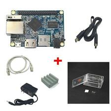 Orange Pi One with Shell Power Adapter Cord Heat Sink HDMI Cable Network Cable
