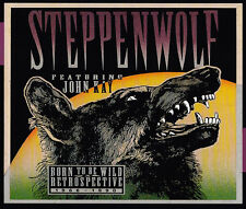Steppenwolf Born to be wild-Retrospective 2 CDS