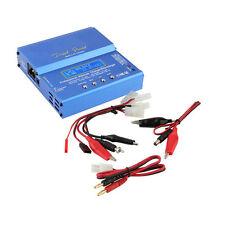 Blue iMAX B6 AC B 6AC Lipo NiMH 3S RC Battery Balance Charger of RC hobby L0