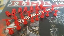 Risk Transfomers. spare parts. Red army booster set. Cybertron battle edition.