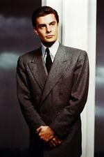 Louis Jourdan 11x17 Mini Poster in suit