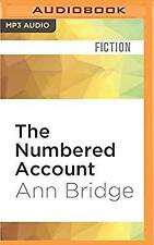 The Numbered Account (Julia Probyn), Bridge, Ann, New CD