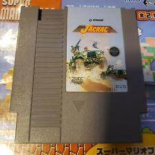 Jackal NM Collector Nes (Nintendo) Game.