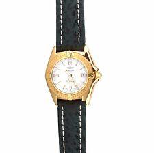 Breitling Callistino K52045.1 18K Gold White Mother Of Pearl Dial Quartz Women's