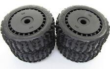 Arrma TYPHON 6s v5 BLX- TIRES & Wheels (tyres DBoots Katar B 17mm ARA8606v5