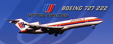 United Airlines Boeing 727 Photo Magnet (PMT1610)
