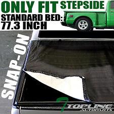 Topline For 1988+ Chevy/GMC C10 Truck 6.5 Bed Stepside Hidden Snap Tonneau Cover