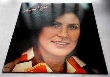 Loretta Lynn Somebody Somewhere 1976 MCA 471 Country 33rpm Vinyl LP NM