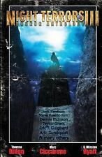 Night Terrors III : Horror Anthology by Jack Ketchum, Paul Tremblay and Steve...