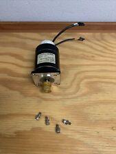Vexta C5524 9212 Stepping Motor Withstegmann Encoder Amp Pully Siemens Dimension Rxl