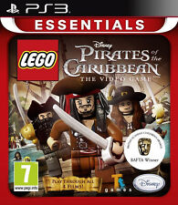 Lego: Pirates of the Caribbean The Video Game ~ PS3 (in Great Condition)